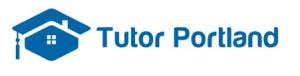 Tutor Portland's Logo in Small Size